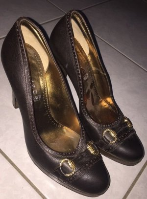 Albano High Heels brown