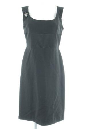 Alberta Ferretti Abendkleid schwarz Elegant