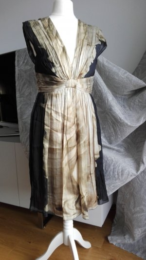 Alberta Ferretti Kleid aus Seide Gr. 36- NEU