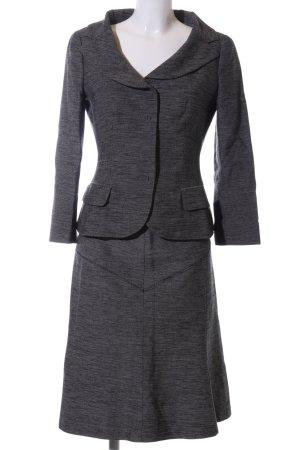 Alberta Ferretti Ladies' Suit light grey flecked casual look