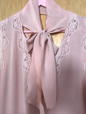 Alberta Ferretti Pencil Dress dusky pink