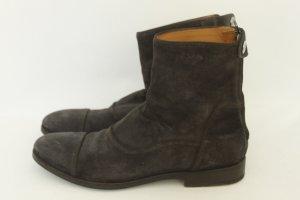 ALBERTO FASCIANI Boots Gr. 39 anthrazit Modell: MAYA