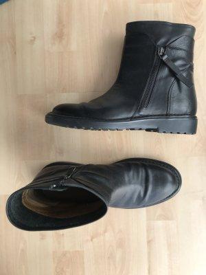Alberto Fermani Chelsea laarzen zwart