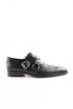 Alberto Guardiani Slip-on Shoes black business style