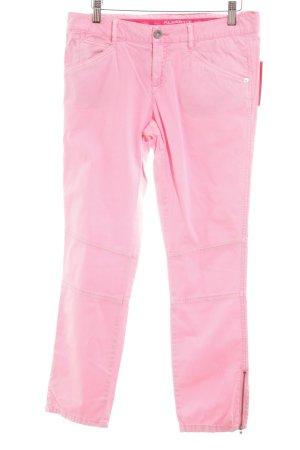 Alberto Vaquero skinny rosa estilo sencillo