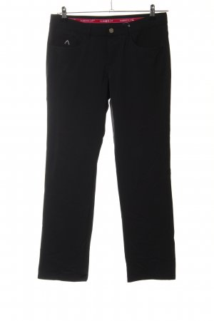 Alberto Stretch Trousers black business style
