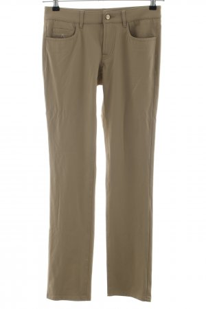 Alberto Stretch Trousers natural white casual look
