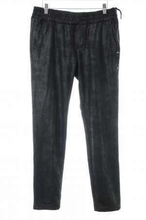 Alberto Treggings schwarz Casual-Look