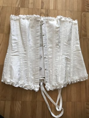 Corsage blanc