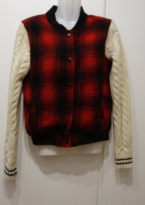 Alcott Los Angeles College Jacke Baseballjacke Varsity Jacket Gr M Retro Style