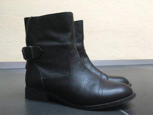 Aldo Botas de tobillo negro Cuero