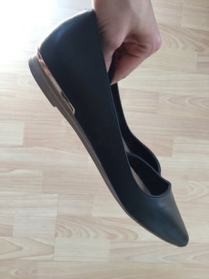 Aldo - Ballerinas Leder Cut Out Gr. 38