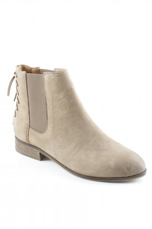 Aldo Chelsea Boot beige style mode des rues