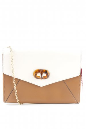 Aldo Clutch cognac-creme Casual-Look