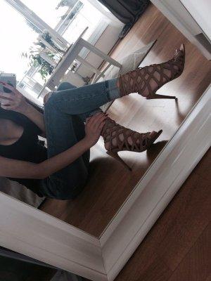 ALDO - Geschnürte hohe Schuhe aus Leder