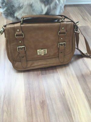 ALDO Handtasche braun