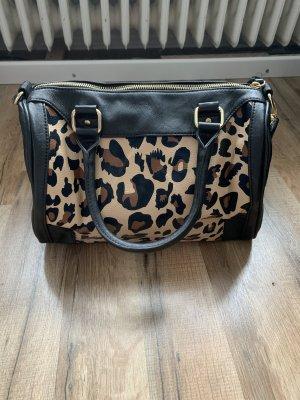 ALDO Handtasche Umhängetasche Leopardenmuster