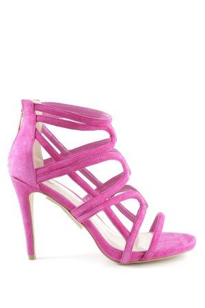Aldo High Heel Sandaletten pink Elegant