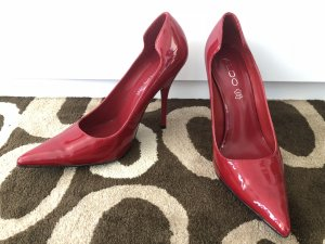 Aldo high heels rot Größe 38