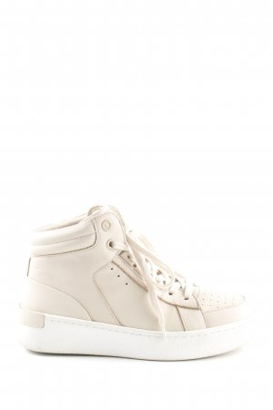 Aldo High Top Sneaker nude sportlicher Stil