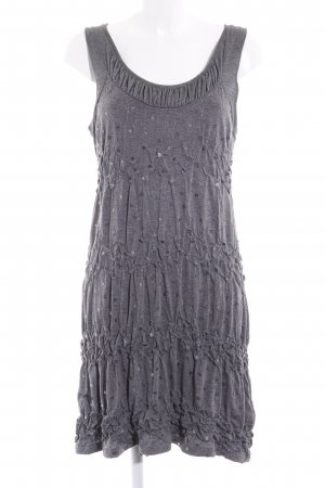 ALDO MARTIN'S Jersey Dress grey casual look