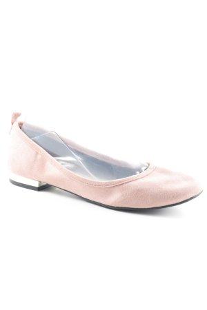 Aldo Ballerina Mary Jane rosa antico-oro stile professionale