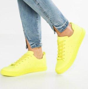 Aldo Zapatillas amarillo neón
