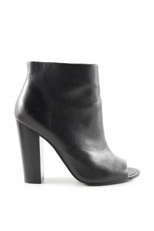 Aldo Peep Toe Booties black casual look