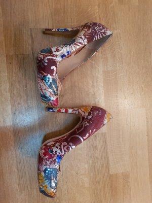 ALDO - Pumps, High heels - braun gemustert