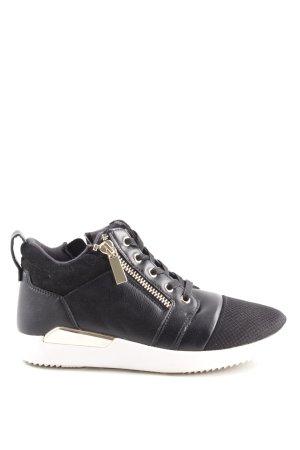 Aldo Lace-Up Sneaker black casual look