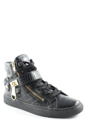 Aldo Sneaker stringata nero stile casual
