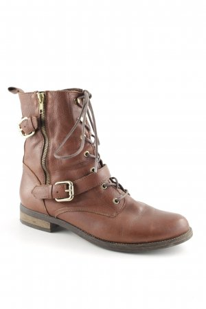 Aldo Lace-up Boots brown-grey brown casual look