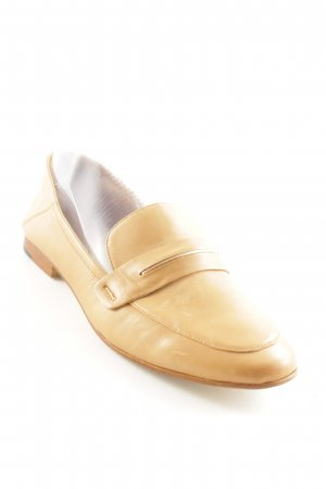 Aldo Slippers camel casual look
