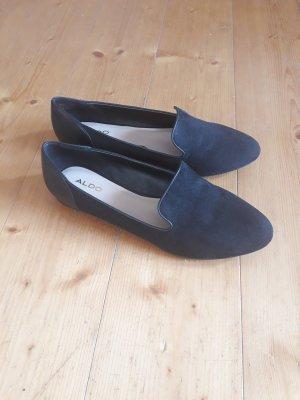 Aldo Zapatos formales sin cordones negro