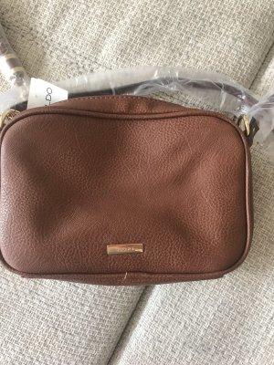 Aldo Crossbody bag brown-cognac-coloured