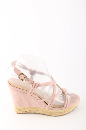 Aldo Wedges Sandaletten pink Casual-Look