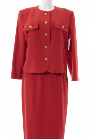 Alexander Kostüm rot klassischer Stil