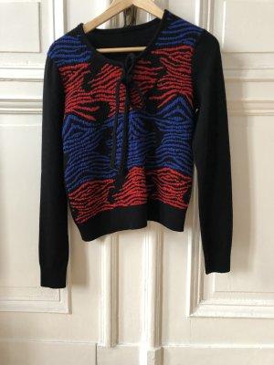 Alexander McQueen Wool Sweater multicolored