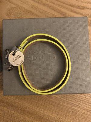 Alexander McQueen Bracelet multicolore