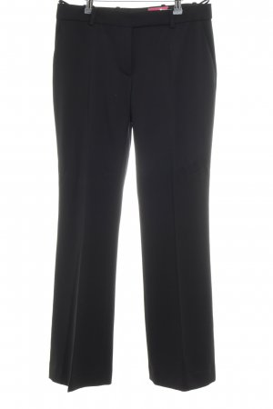 Alexander McQueen Pleated Trousers black business style