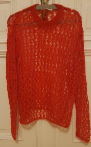 Alexander McQueen Jersey rojo