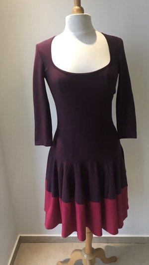 ALEXANDER McQueen Kleid Woll Kleid Luxus Pur