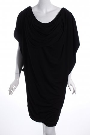 Alexander McQueen Minikleid schwarz schlichter Stil