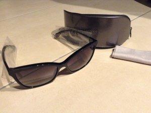 Alexander McQueen Occhiale da sole nero