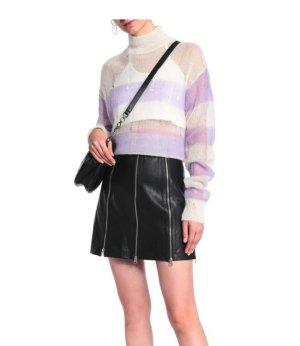 Alexander McQueen Jersey violeta