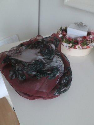 Alexander McQueen Zijden sjaal veelkleurig Zijde