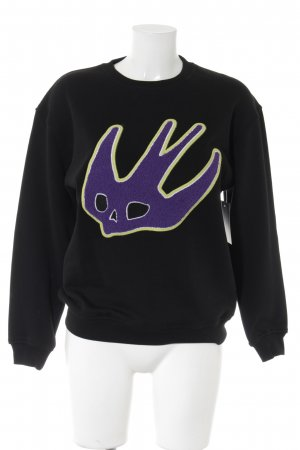 Alexander McQueen Sweat Shirt multicolored street-fashion look