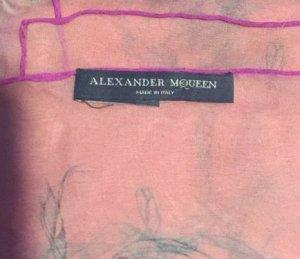 Alexander McQueen Mantilla multicolor