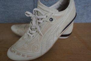 Alexander MqQueen   Puma Sneaker, Gr. 40 , beige