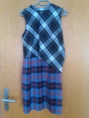 Alexander McQueen Mini-jurk veelkleurig